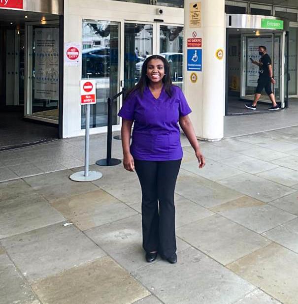 June Nurse of the Month – Margaret Kimathi